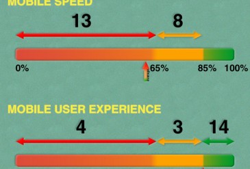 Website Performance Infographic